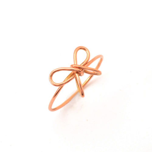 The Beautiful Bow Ring